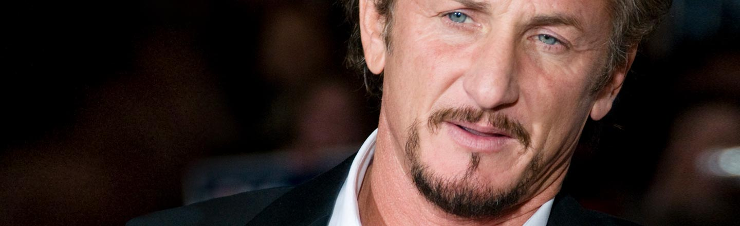 Sean Penn Wrote The Worst Novel In Human History, I Read It