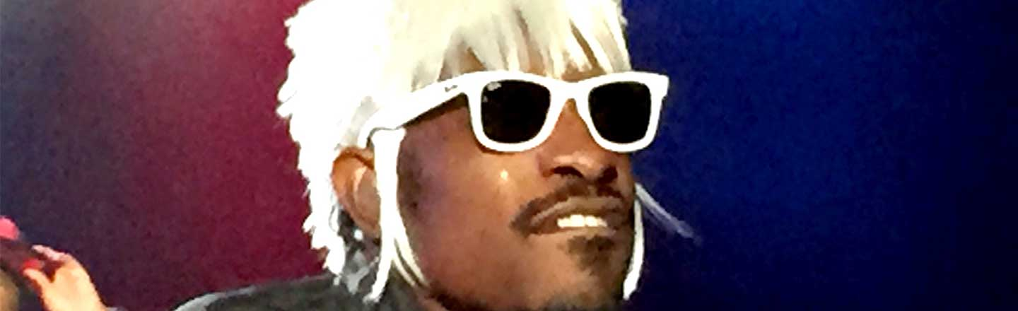 Andre 3000 Is Becoming Rap's Bigfoot
