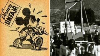 Animators Once Threatened Walt Disney With A Guillotine