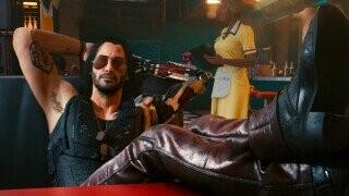 'Cyberpunk 2077's Newest Glitch Made The Game More Cyberpunk