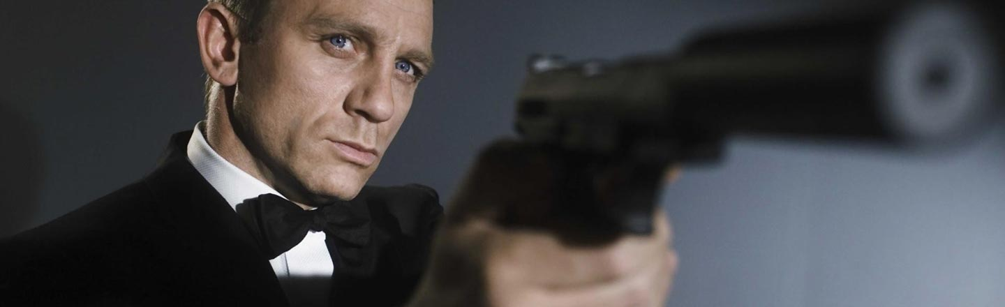 The Real Problem With The James Bond Franchise