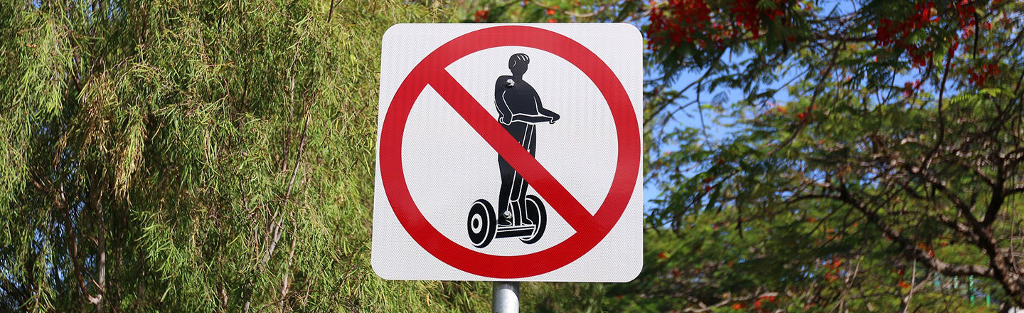 Segways Are Officially Dead; Condolences To Paul Blart And Gob Bluth