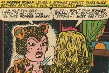 5 Characters Who Prove Wonder Woman's Villains Are The Worst - the origins of Wonder Woman's enemy Cheetah