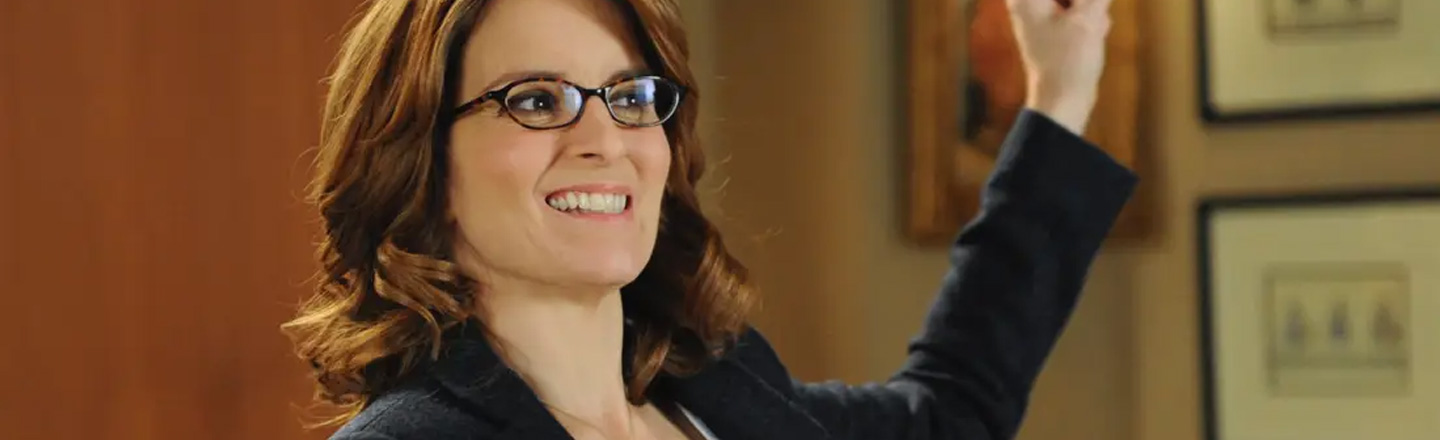 Tina Fey's Race Issues Stretch Beyond '30 Rock's Blackface Eps