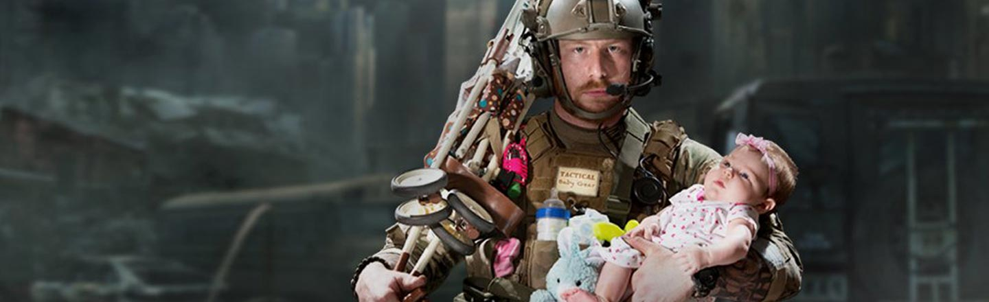 7 Products That Bizarrely Use War As A Marketing Tool
