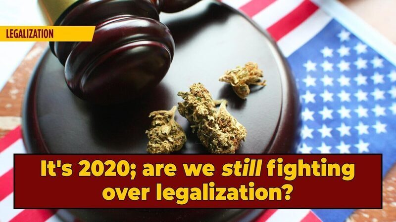 So Where Are We On Legal Weed?