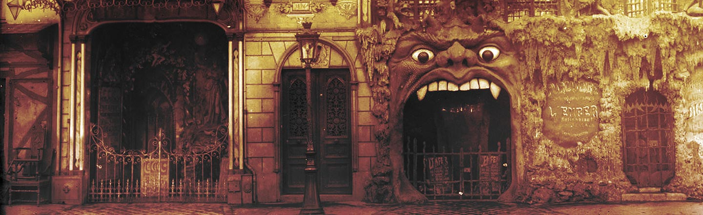 Check Out This Crazy Hell-Themed Nightclub From The 1890s