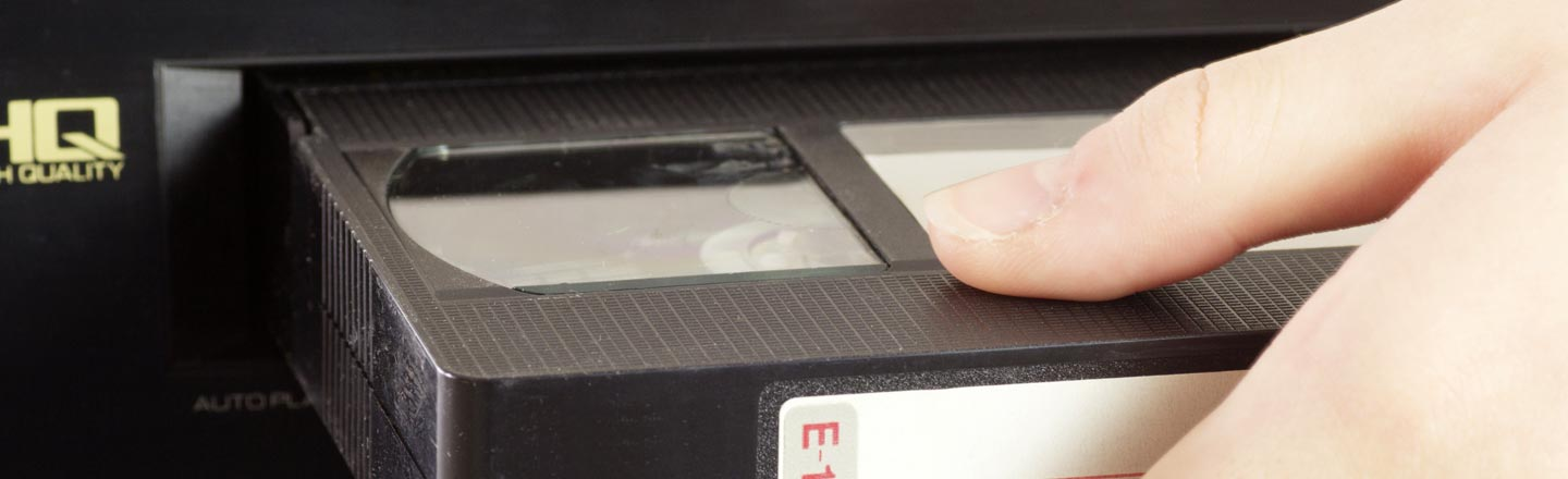 Urban Outfitters is Selling Video Tapes, Thinks You're Dumb