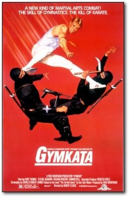5 Reasons 'Gymkata' Is The Funniest Movie of the 80s