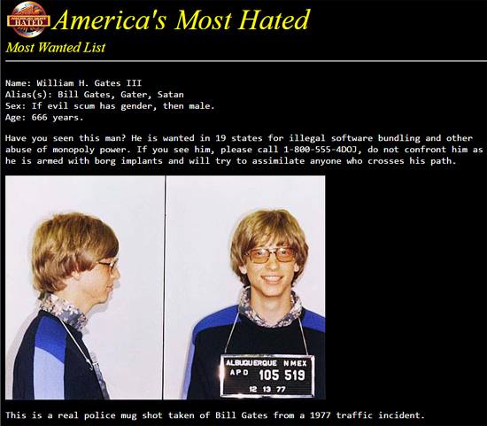 10 Insane Old Websites Nobody Ever Thought To Delete