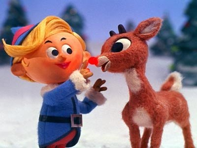 My Brief Time As Rudolph's Best Friend