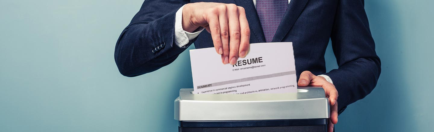 5 Ways Applying For A Job Is Hopelessly Stacked Against You