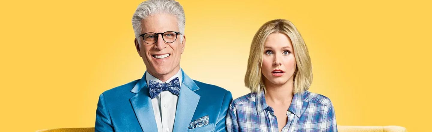 The 'Good Place' Guy's Gonna Teach Us How To Live (Thank God)