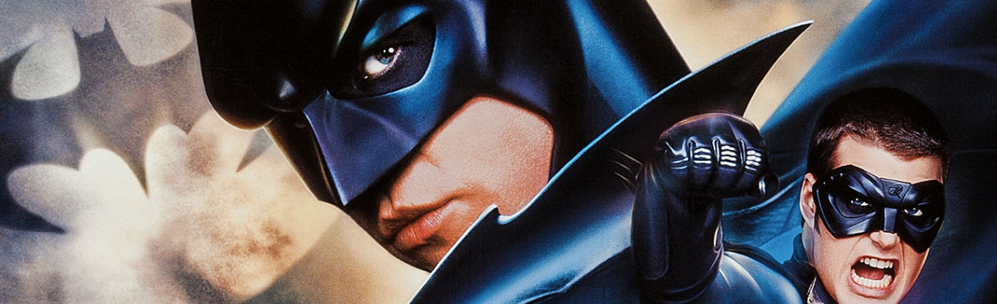 Um, We Probably Don't Need A New Cut of 'Batman Forever'