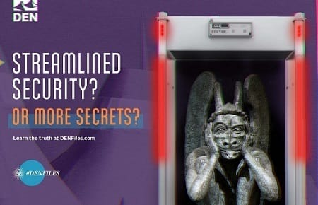 How Denver Airport is Trolling Conspiracy Theory Nuts HARD