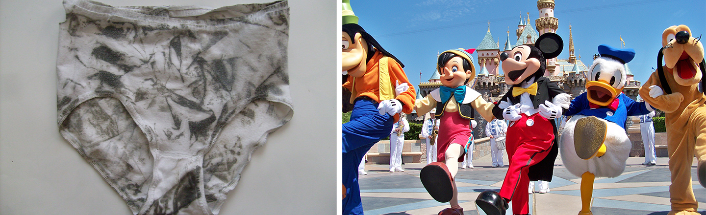 Disney Workers Fought For The Right To Have Their Own Underpants