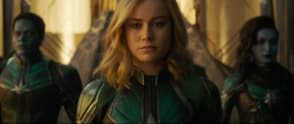 Captain Marvel Looks Like a Smorgasbord of Superhero Tropes