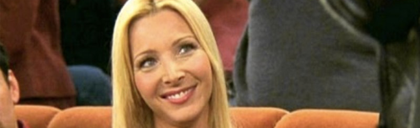 Phoebe And Mike On 'Friends' Were All Wrong For Each Other