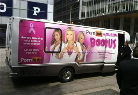 A Bizarre New Trend in Advertising: Sexualizing Illness