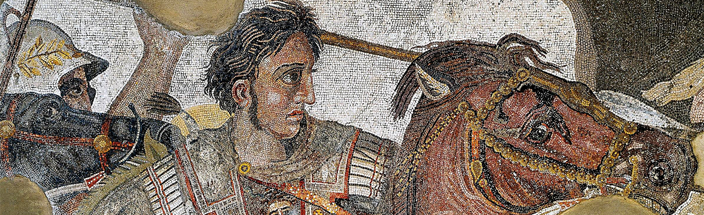 The Exciting Adventures Of Alexander The Great's Corpse