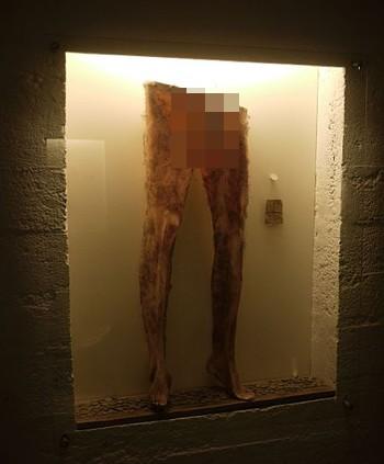 Medieval Iceland's Darkest Fashion Trend: Necropants   A pair of necropants