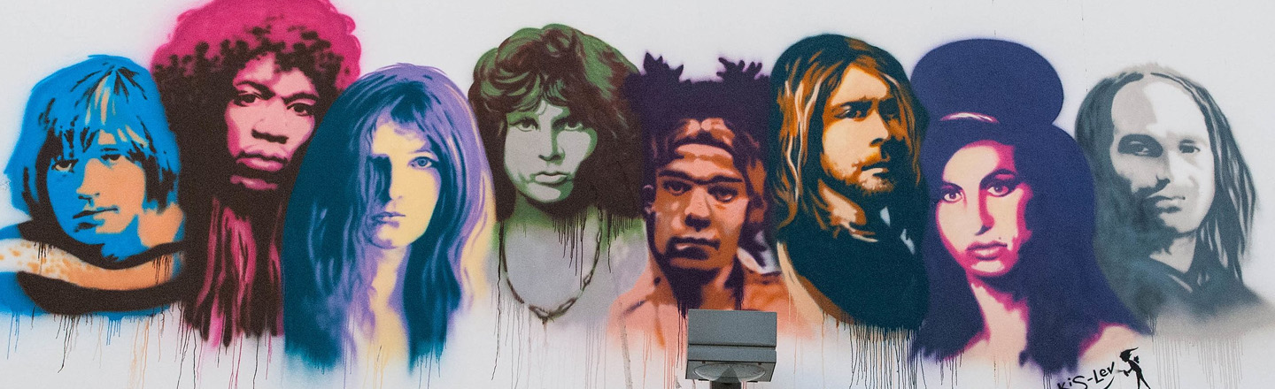 27 Facts About The 27 Club