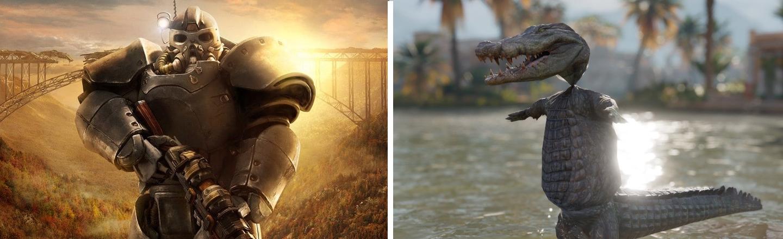 6 Bizarrely Stupid NPC Glitches In Big-Budget Video Games