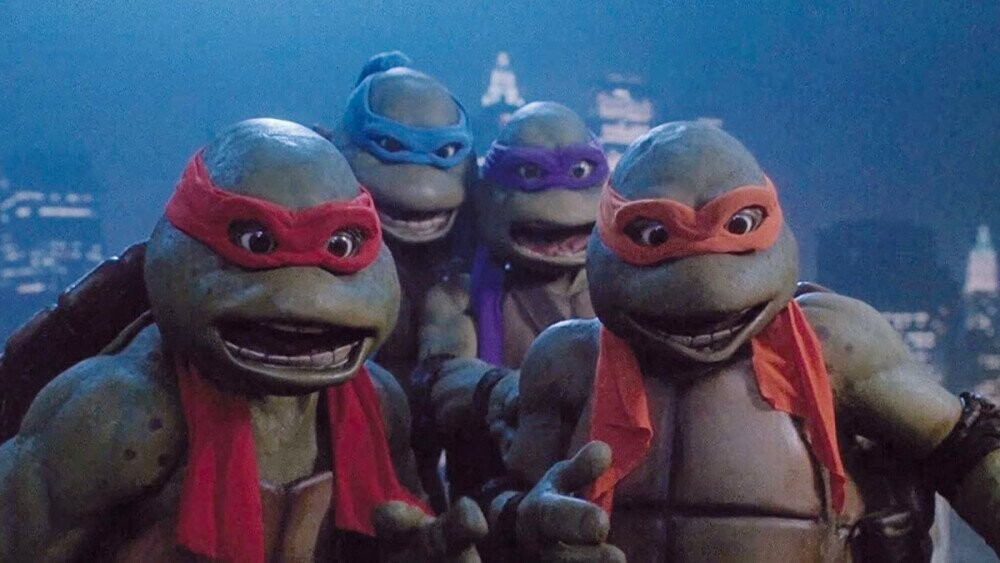 Do The Teenage Mutant Ninja Turtles Bone?