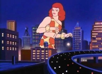 5 Characters Who Prove Wonder Woman's Villains Are The Worst - the Wonder Woman villain Giganta