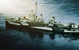The 5 Craziest War Stories (All Happened on the Same Ship)