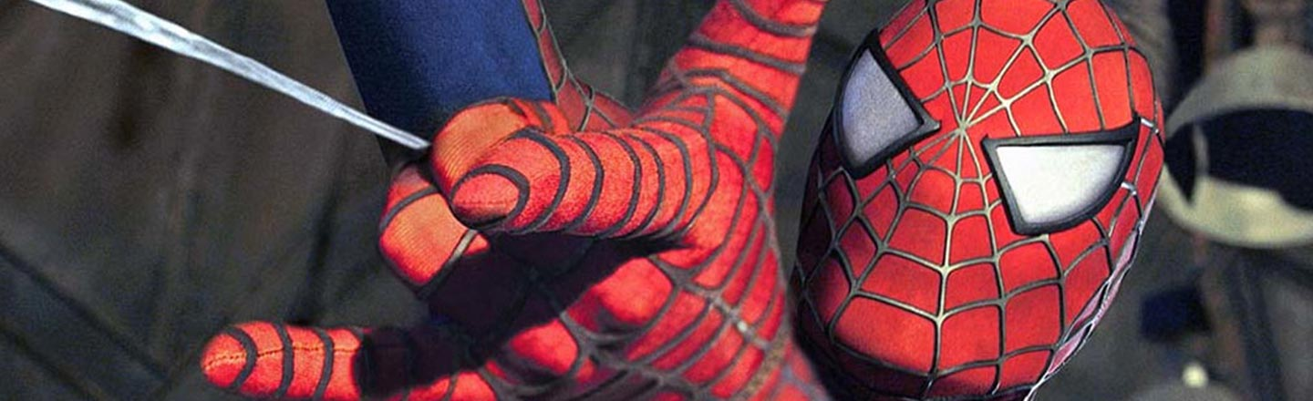 The Long, Convoluted, Weird History Of 'Spider-Man 4'