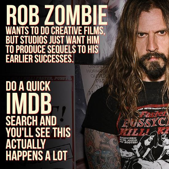 The Sad Reason So Many Horror Directors Become Hacks