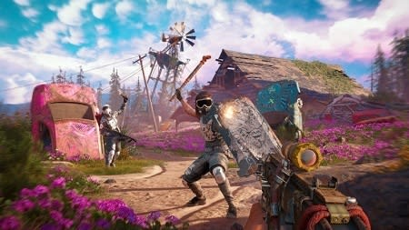 How Far Cry: New Dawn Has Gaming's Most Realistic Apocalypse