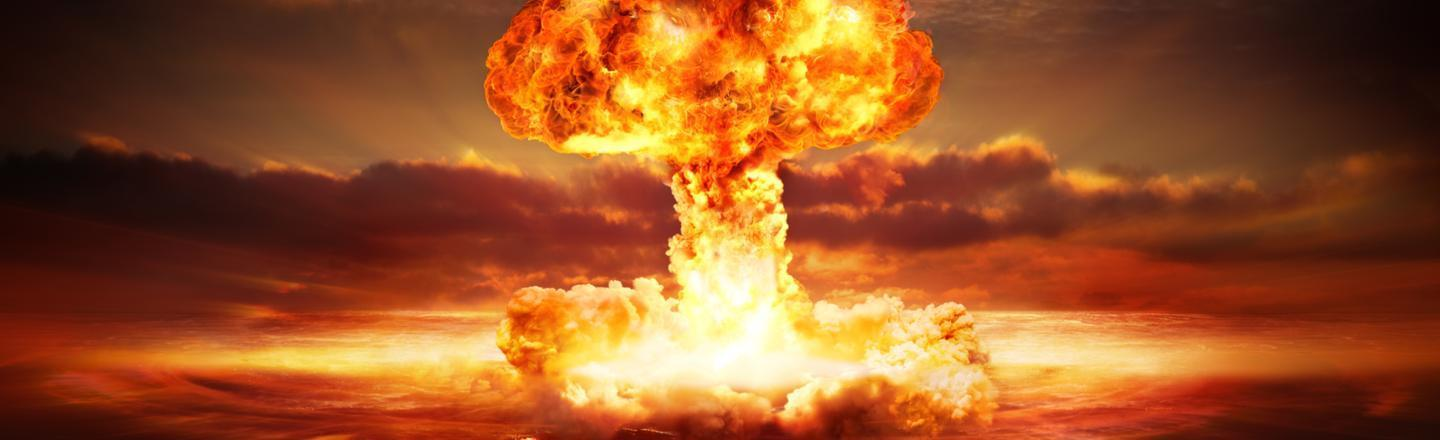 The 6 Most Insane Things Ever Done With Nuclear Weapons
