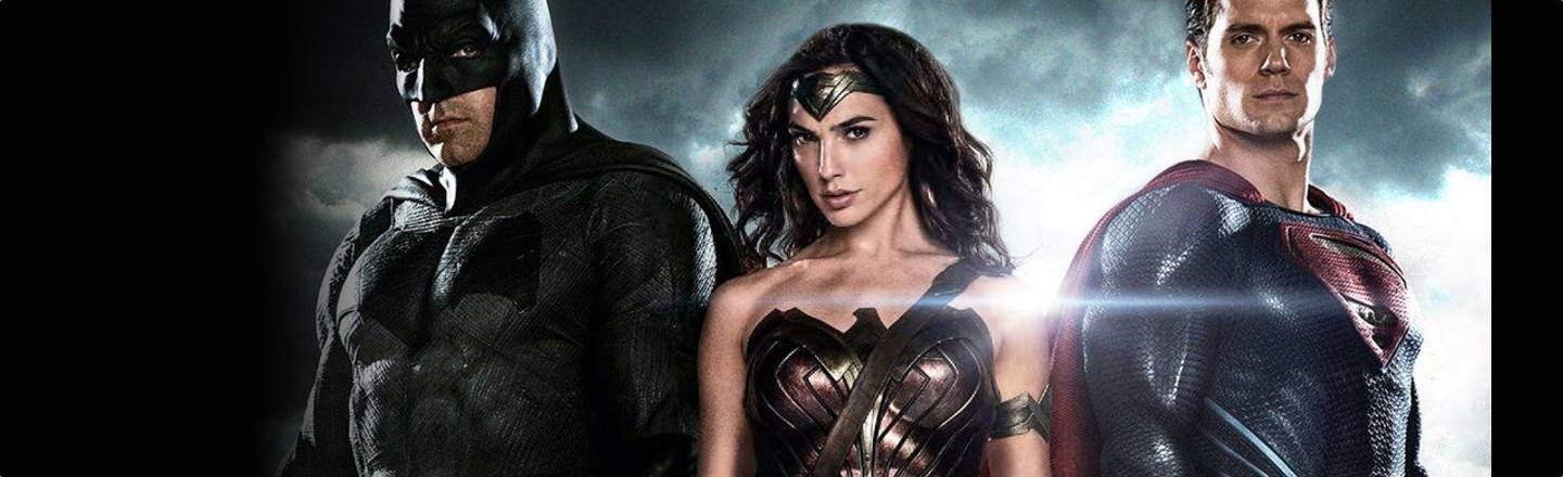 Why Batman v. Superman Is The Most Cynical Movie Ever