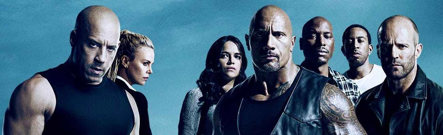 If You've Never Thought About The 'Fast And Furious' Movie Titles - We'll Do It For You