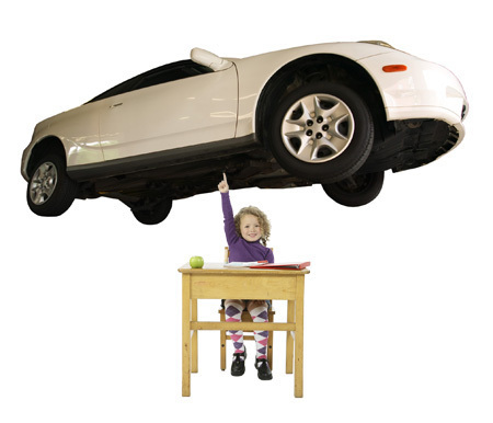 5 Ways to Make a Gang of Children Lift a Car Off the Ground