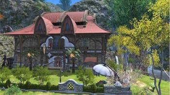 This is a beautiful two-story, detached property with great transport links, and is only rarely vaporized by Bahamut ZERO lasers.