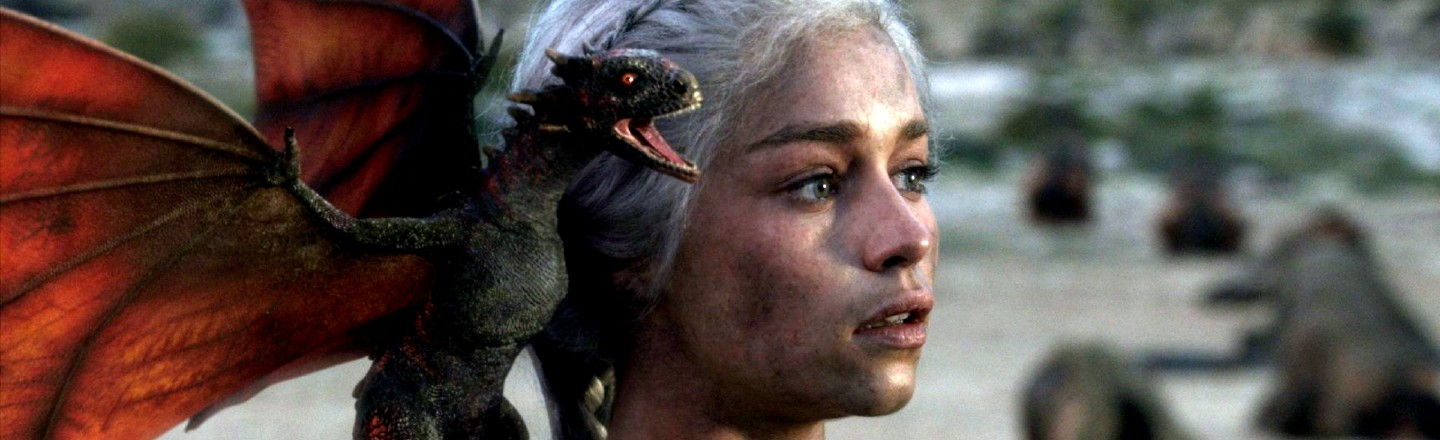 Uh ... Is 'Game of Thrones' is Just Feudal 'Gone With the Wind?'