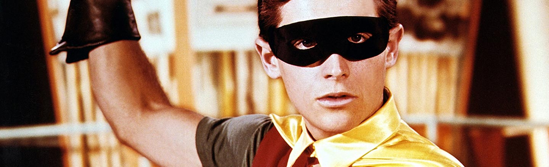 The Original Robin Says His Junk Was Too Big For 'Batman'