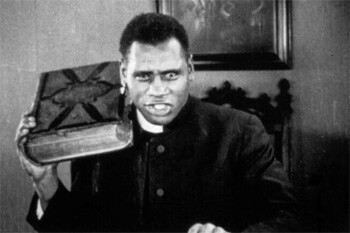 a still from Body And Soul By Oscar Micheaux