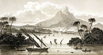 The Historical Figure Who Invented A Country (And Got Away With It) - the fictional land of Poyais