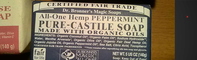 The Story Of Dr. Bronner's Soap Is Strange