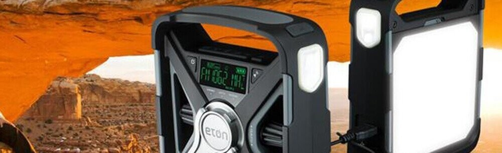 This Weather Alert Radio Is Like Having A Robot Sidekick In The Wild