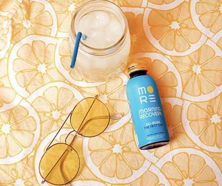 Show Your Hangover Who's Boss With This Miracle Tonic