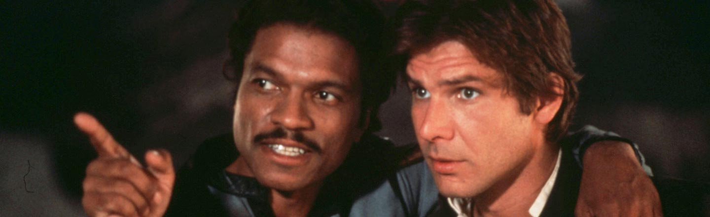 5 'Star Wars' Actors Who Had The Goofiest Early Roles