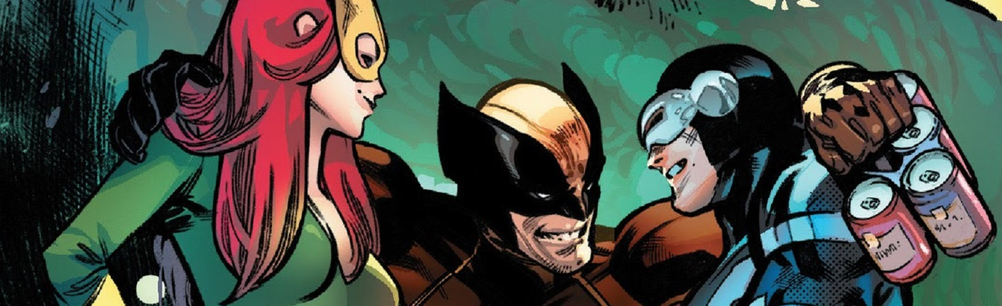 X-Men Classic Love Triangle Is Now Polyamorous