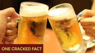 The First Banned Performance-Enhancing Substance? Beer.