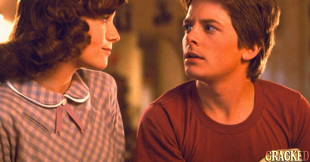 7 Creepy Details In Back To The Future (You Never Noticed