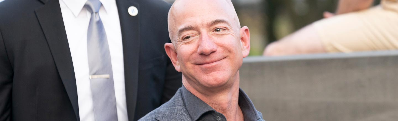 Jeff Bezos Donated Some Pocket Change to Australia, Good Job